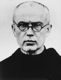 St Maximilan Kolbe
