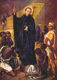 St Peter Claver