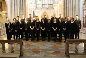 Imperial College Chamber Choir (London) | Galway Cathedral